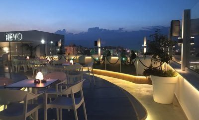 Revo roof top bar Protaras